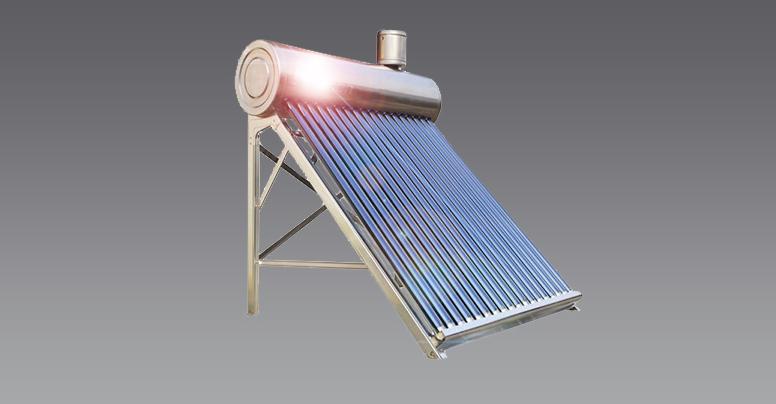 сезонный солнечный водонагреватель