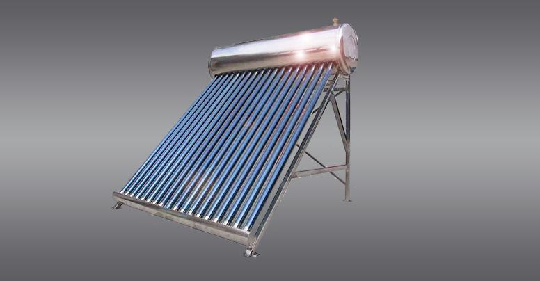 всесезонный солнечный водонагреватель