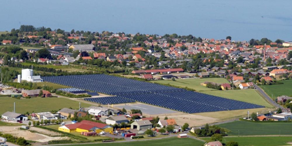 Крупные проекты Солнечных систем отопления