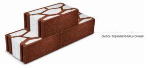 смесь термоизоляционная HOTBLOK